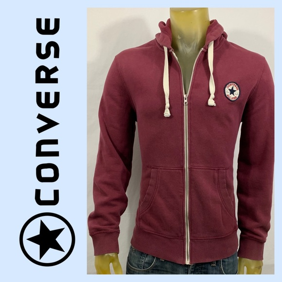 9bf9d020a5a0 Converse All-Star Performance Hoodie Jacket